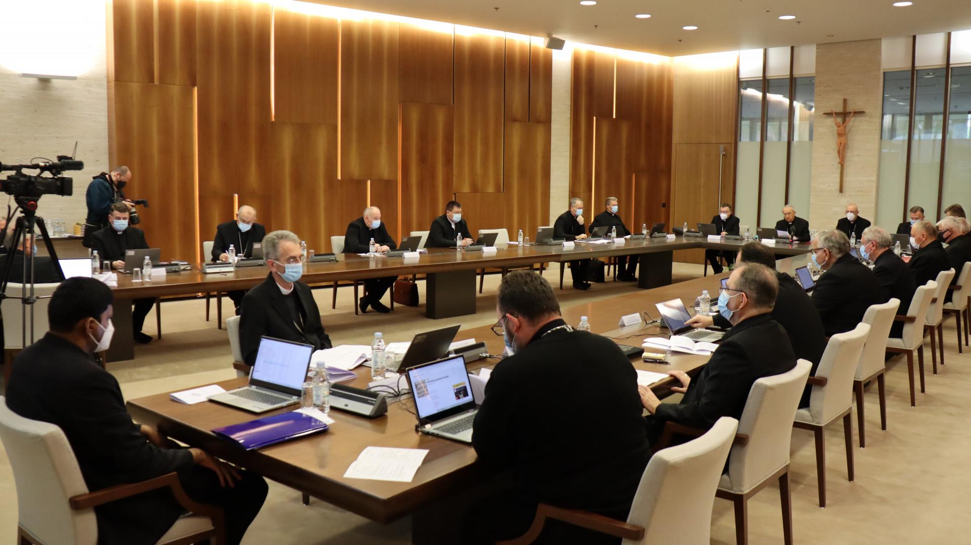 Priopćenje sa 62. zasjedanja Sabora Hrvatske biskupske konferencije