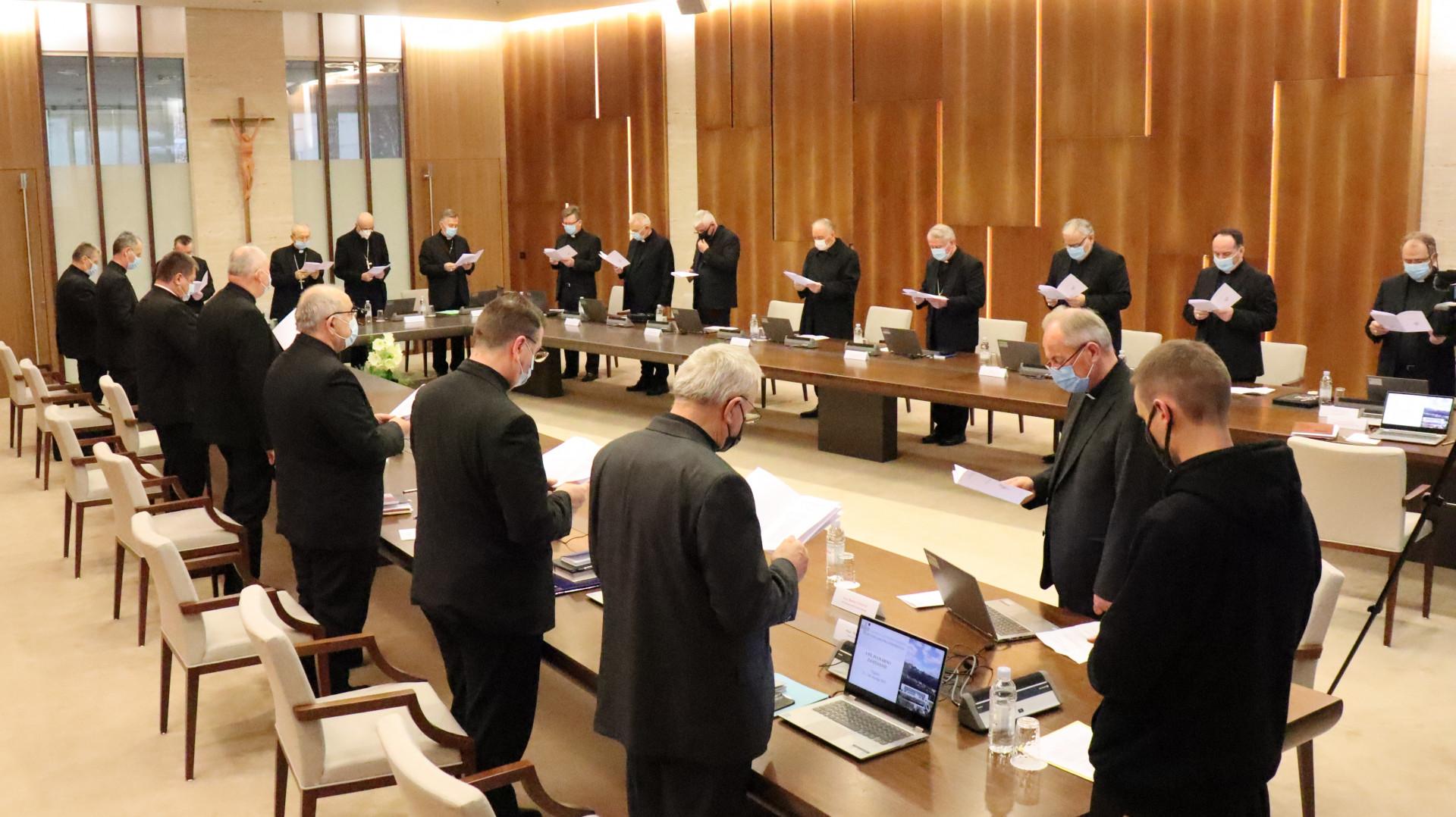 Na zagrebačkom Ksaveru počelo 62. redovito zasjedanje Sabora Hrvatske biskupske konferencije
