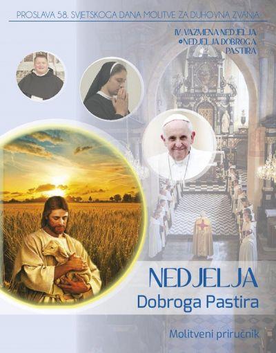 Hrvatska redovnička konferencija objavila Molitveni priručnik uz Nedjelju Dobroga Pastira