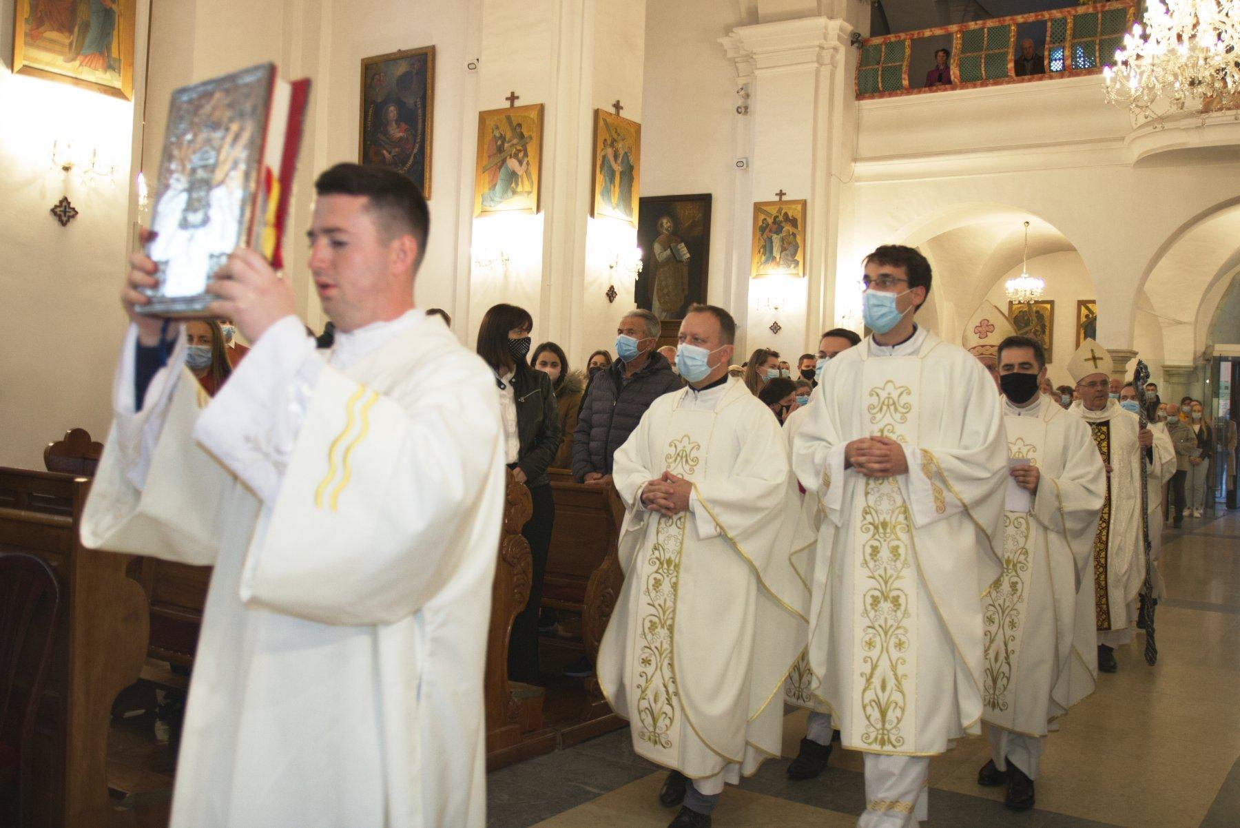 Misa Zaziva Duha Svetog i otvaranje Sinodalnog hoda u Varaždinskoj biskupiji
