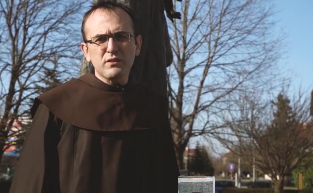 Fra Tomislav Božiček u video prilozima predstavlja svetog Antuna Padovanskoga