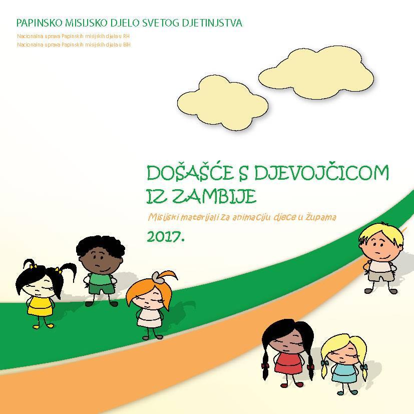 """Akcija """"Djeca pomažu djeci"""" Papinskih misijskih djela u Hrvatskoj"""