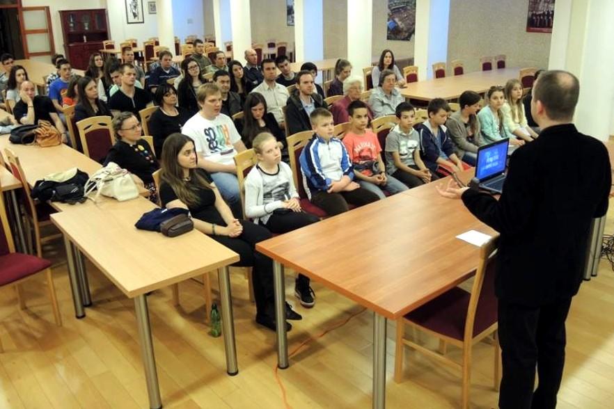 Mladi Varaždinske biskupije pripremaju se za proslavu svetkovine Duhova