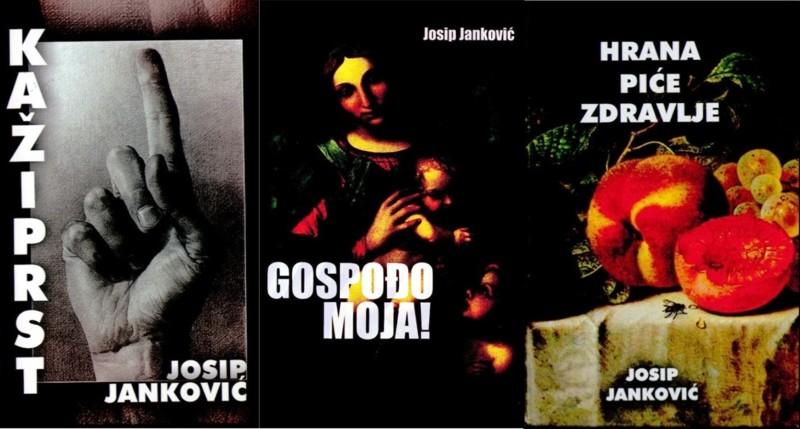 Nove knjige vlč. mr. sc. Josipa Jankovića