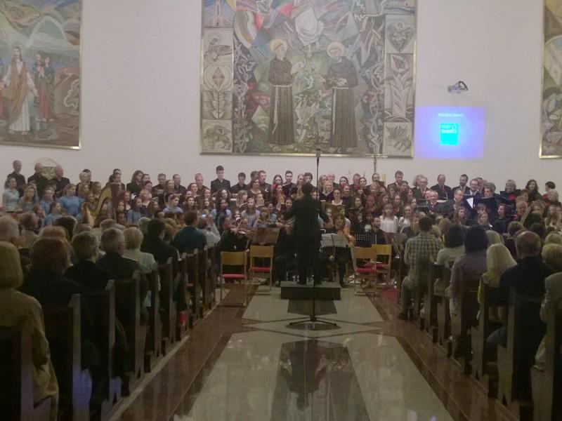 U Čakovcu humanitarni koncert za Marijine obroke