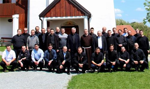 Na Veternici održan godišnji duhovni susret mlađih svećenika Varaždinske biskupije