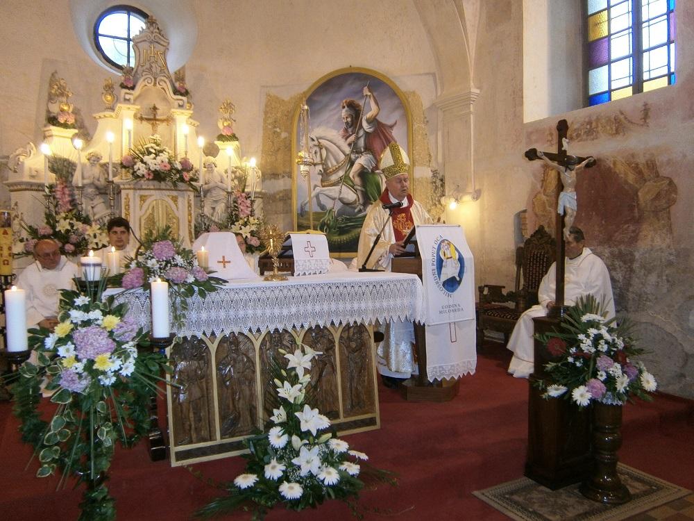 U Donjoj Voći obilježena 260. obljetnica posvete župne crkve
