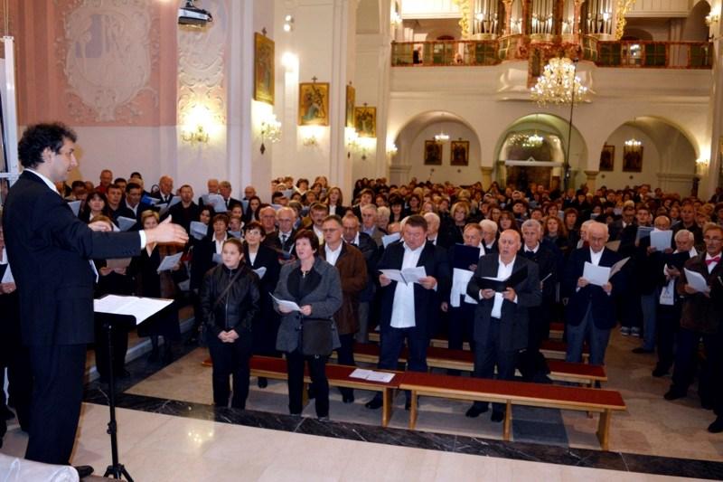 Otvorene prijave za Festival sv. Cecilije Varaždinske biskupije