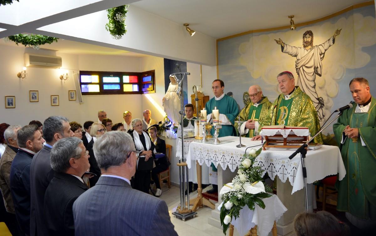 25. obljetnica dogradnje kapele u Knezovcu u župi Šenkovec