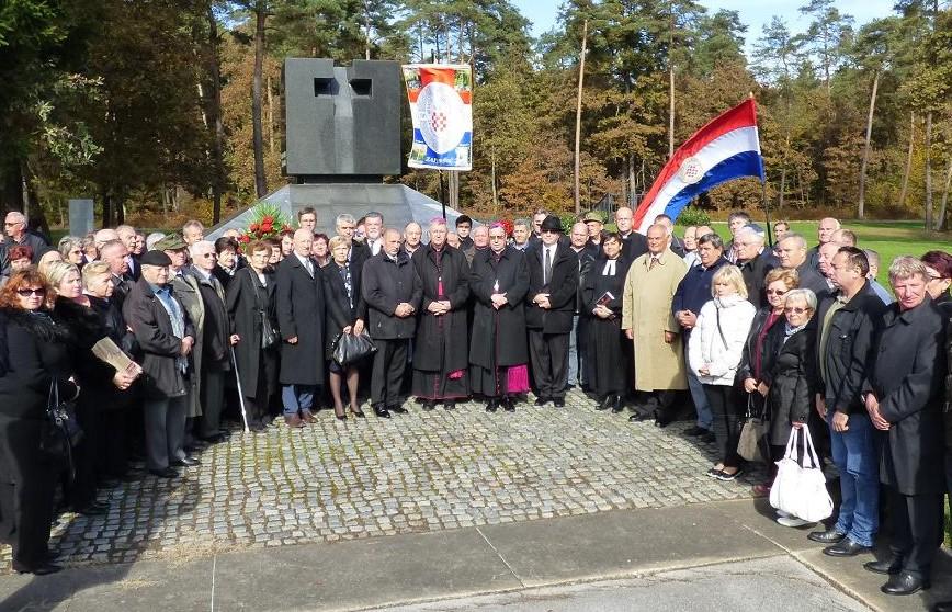 Na Misijsku nedjelju u Mariboru održan Dan molitve i spomena na žrtve komunizma