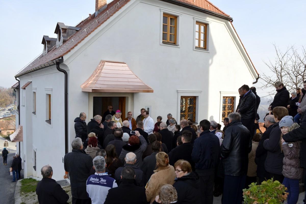 U župi Natkrižovljan blagoslovljena obnovljena župna kuća