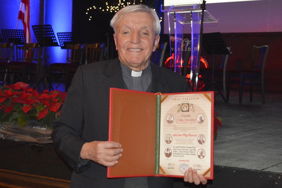 Svečano proslavljen Dan grada Varaždina i zaštitnik grada, sv. Nikola