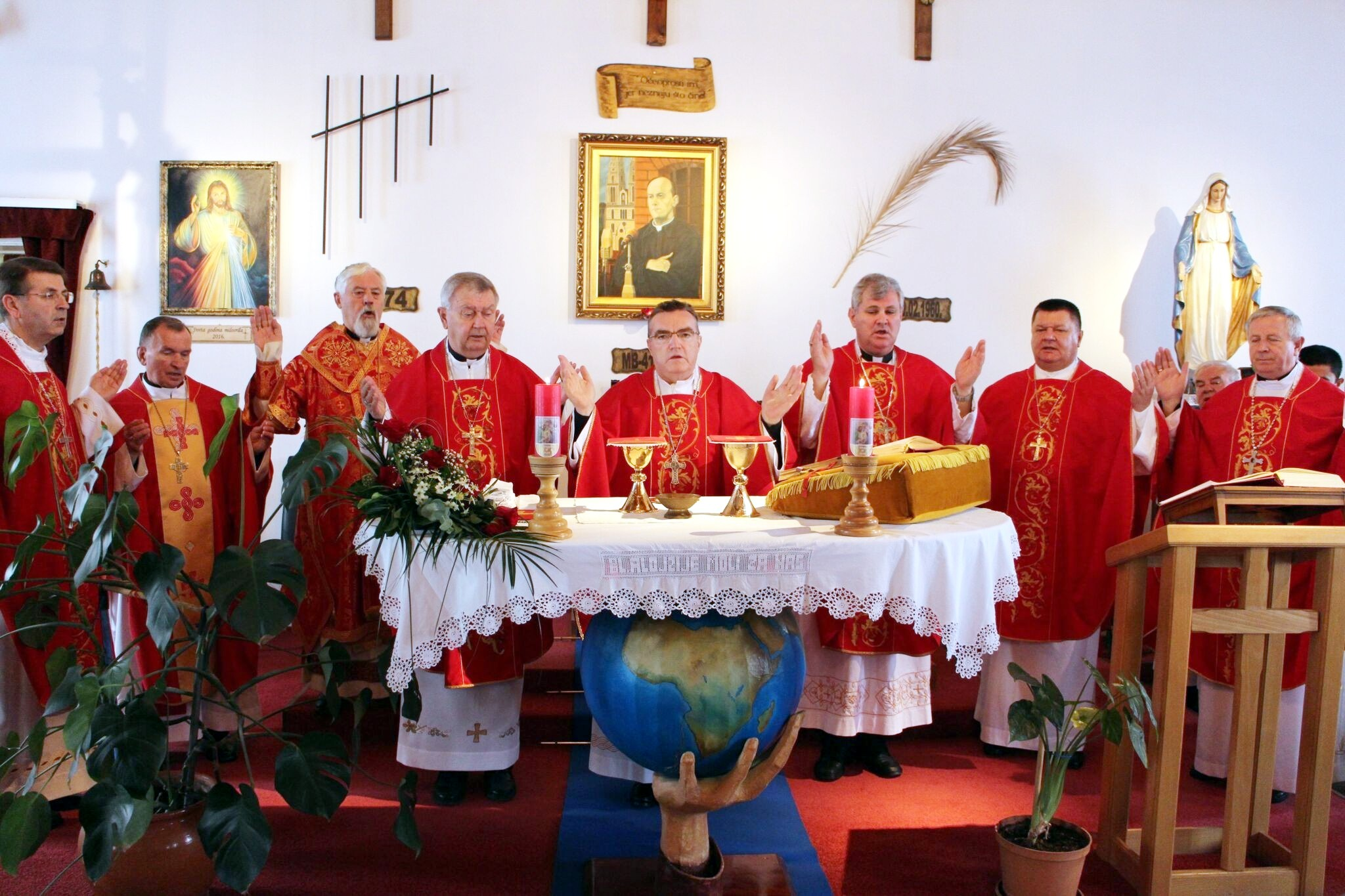 Biskupi Zagrebačke metropolije spomenuli se  Stepinčeva dolaska u zatvor prije 70 godina