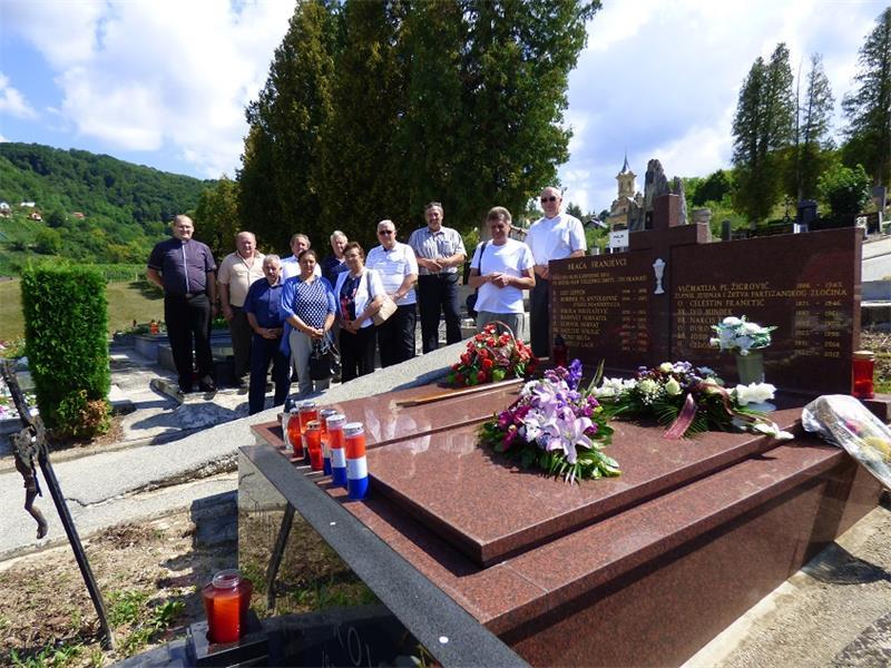 Spomen na žrtve ratnih i poratnih stradanja povodom obljetnice mučeničke smrti vlč. Matije Žigrovića