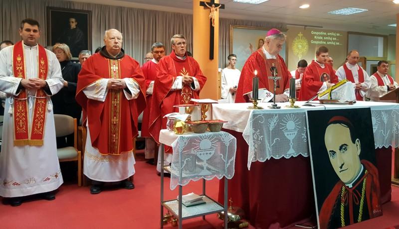 U Koprivnici proslavljen blagdan bl. Alojzija Stepinca