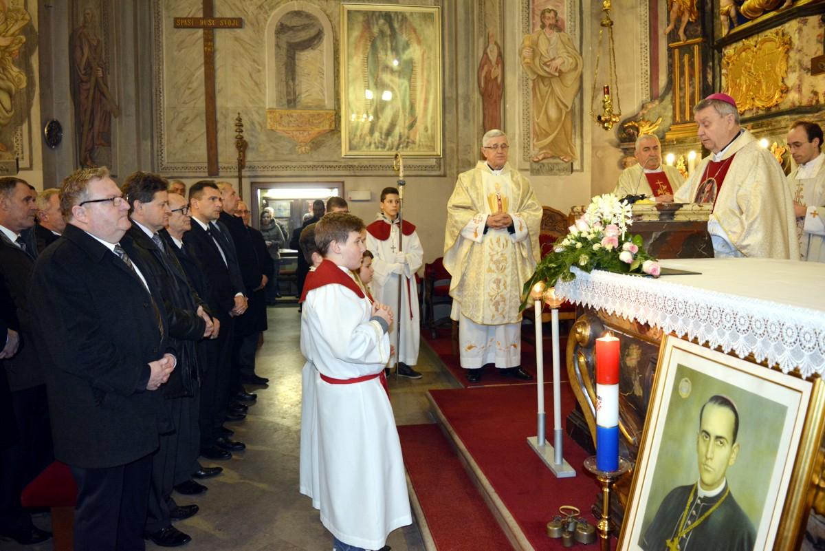 Biskup Mrzljak predvodio misno slavlje u prigodi 20. obljetnice Grada Preloga