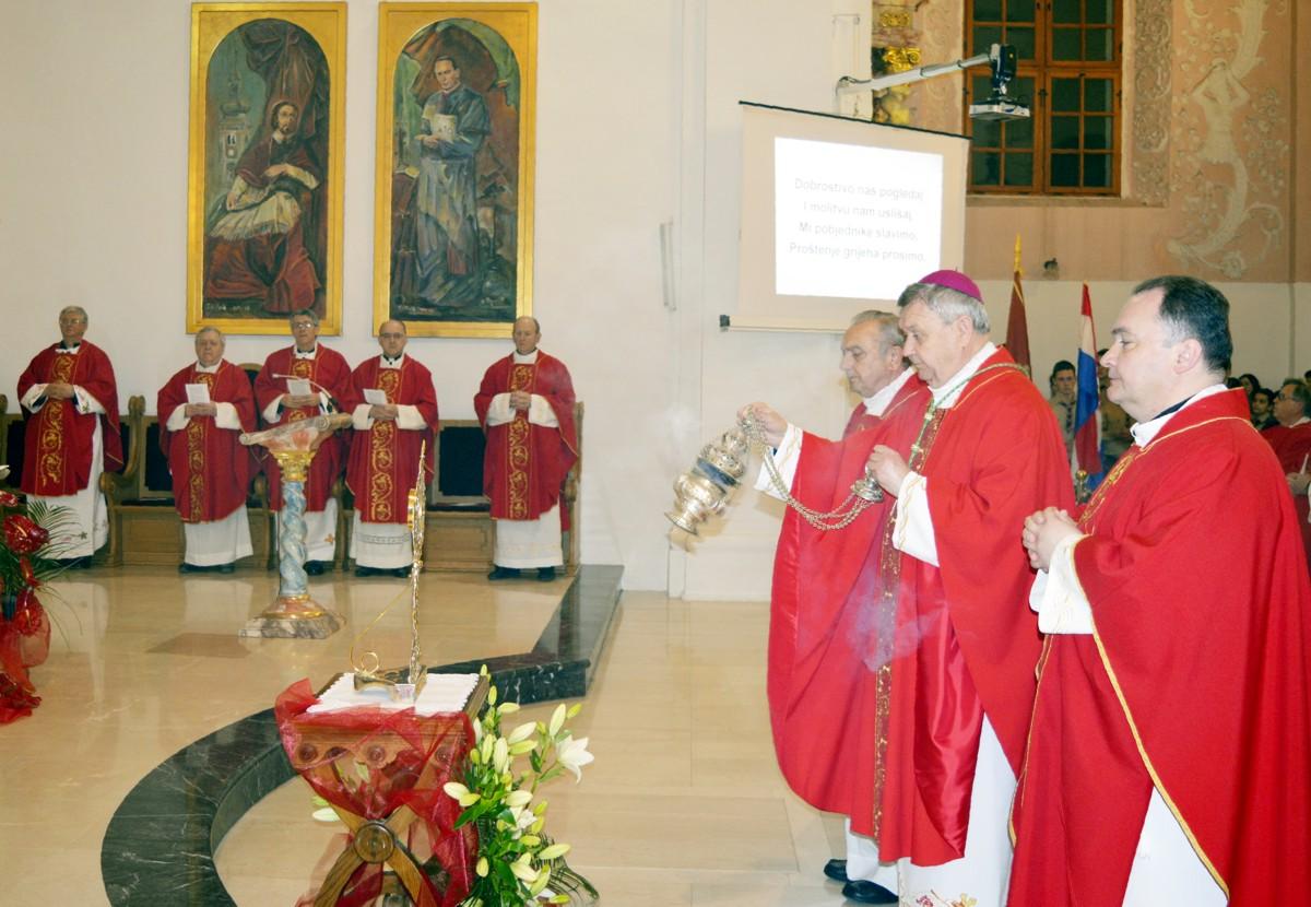 Na Stepinčevo proslavljen zaštitnik Varaždinske biskupije