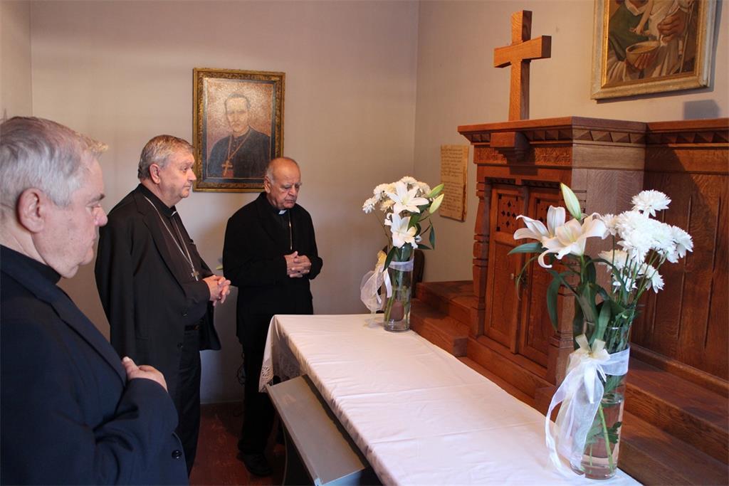 Biskupi Perić i Mrzljak pohodili lepoglavski zatvor