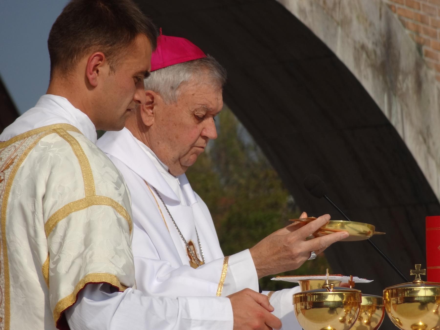 Varaždinski biskup predslavio misu na nacionalnom susretu štovatelja Božjeg milosrđa