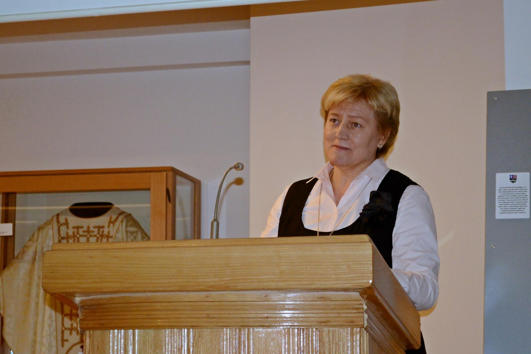 Specijalistica ginekologije dr. sc. Mirjana Radan na tribini u Varaždinu o zamjenskom majčinstvu