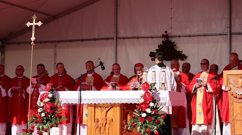 Bl. Stepinac je u prognanim slovenskim svećenicima prepoznao Isusa