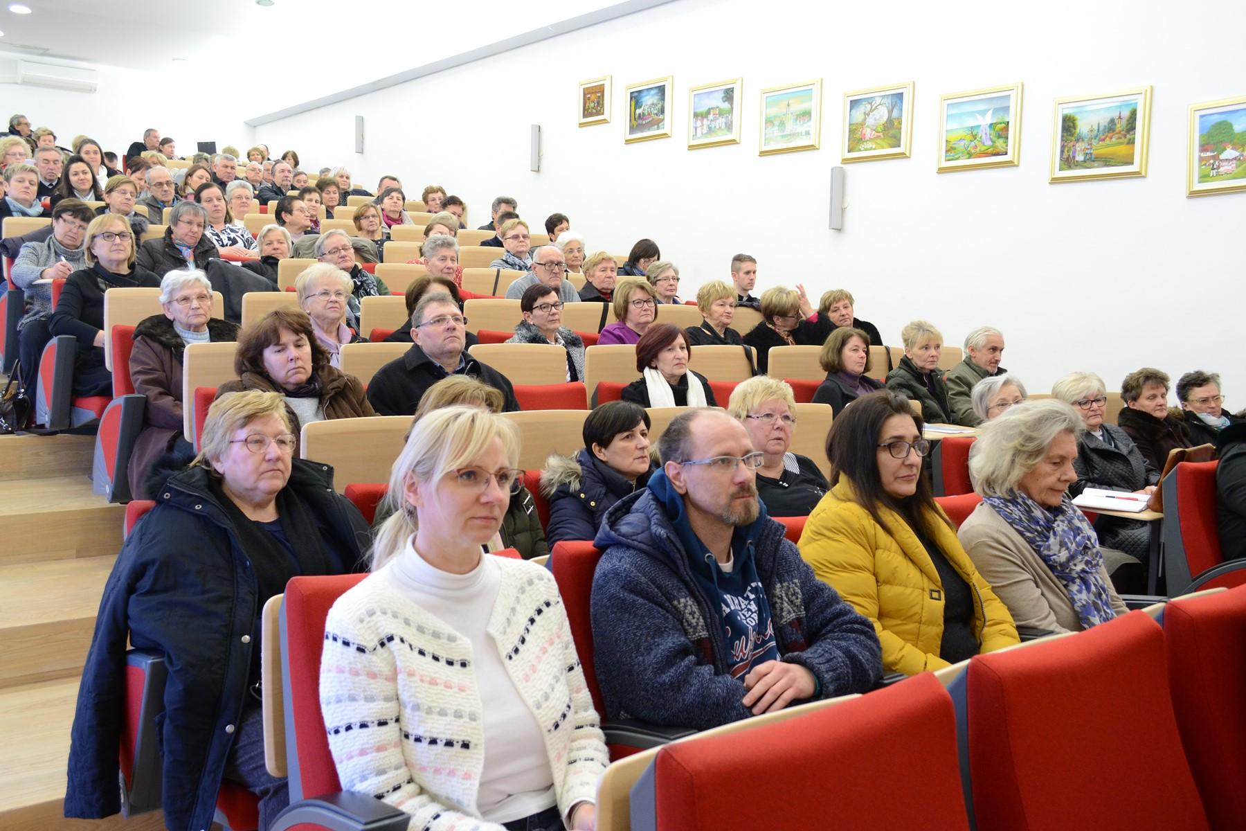 Susret voditelja i suradnika župnih caritasa s područja Varaždinske biskupije