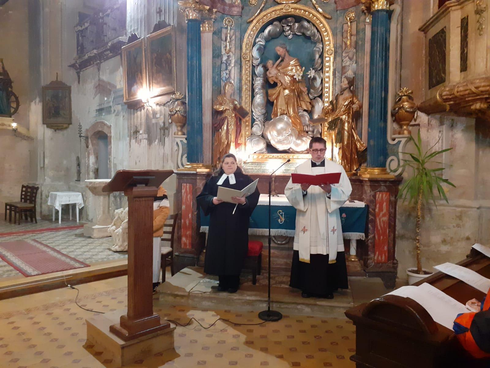 Slavlje Božje riječi i ekumenska molitva za jedinstvo kršćana u Legradu