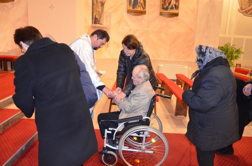 U župi Pitomača svečano proslavljen Svjetski dan bolesnika