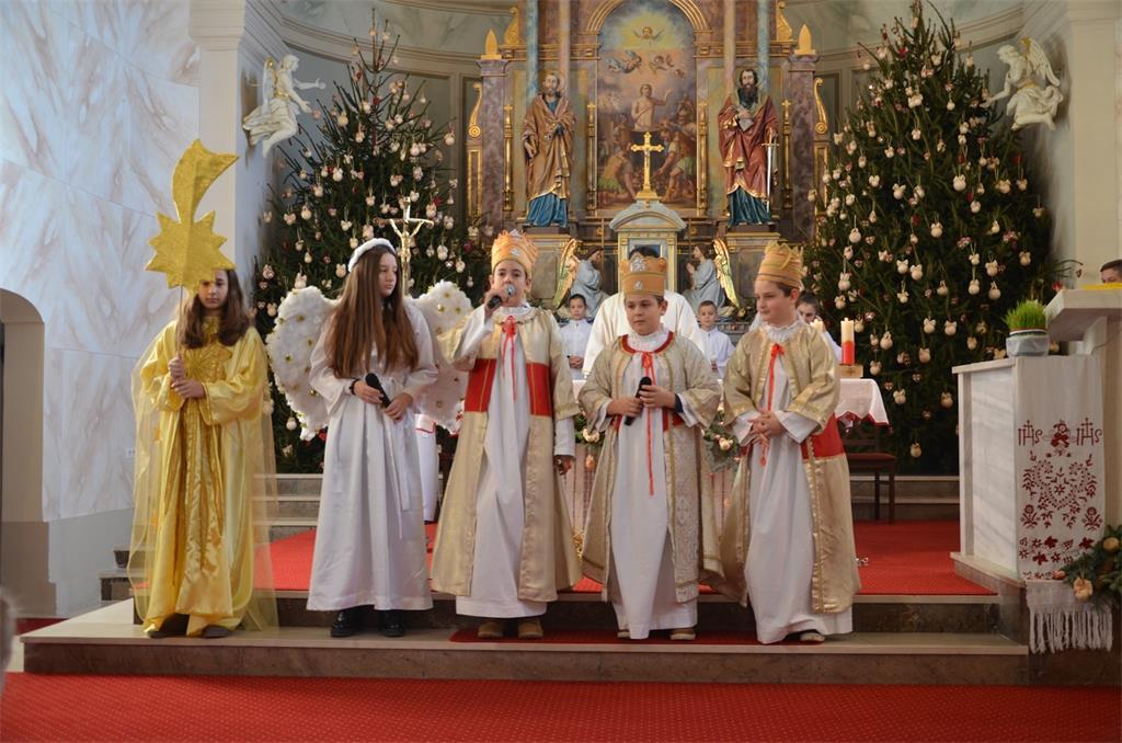 Proslava Dana svetog Djetinjstva u Pitomači
