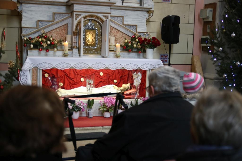 Spomendan svete Filomene u Molvama