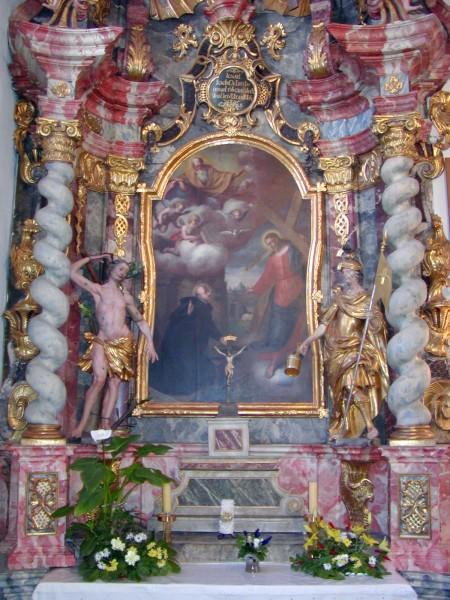 Oltar sv. Ignacija