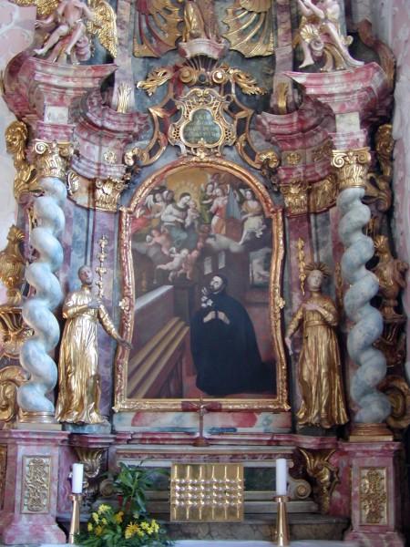 Oltar sv. Franje Ksaverskog