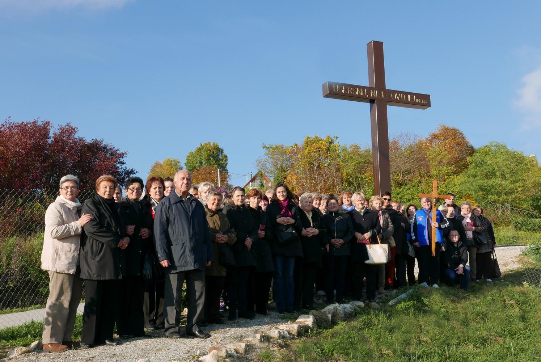 Na Veternici proslavljen blagdan sv. Ivana Pavla II.